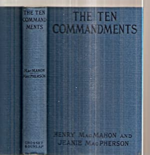 THE TEN COMMANDMENTS: MacMahon, Henry [from