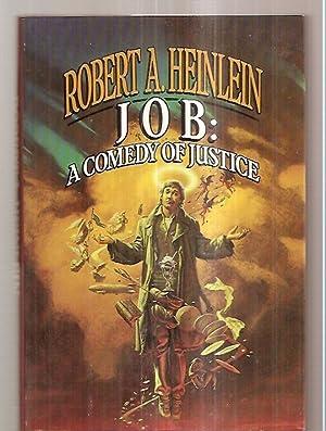 JOB: A COMEDY OF JUSTICE: Heinlein, Robert A.