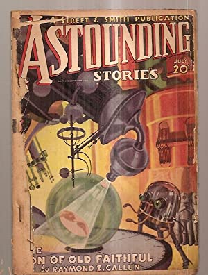 Astounding Stories July 1935 Volume XV Number 5