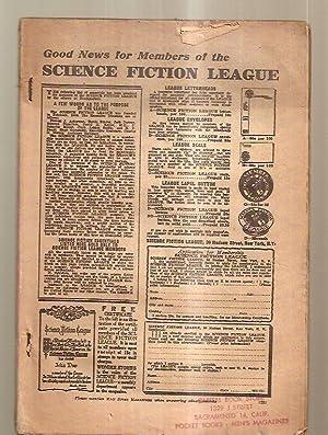 WONDER STORIES APRIL 1935 VOL. 6 NO.11: Wonder Stories) [Hugo
