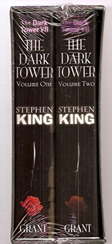 THE DARK TOWER VII: THE DARK TOWER: King, Stephen [illustrated