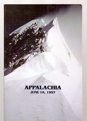 APPALACHIA: AMERICA'S OLDEST JOURNAL OF MOUNTAINEERING AND: Appalachia) [Stott, Sandy,