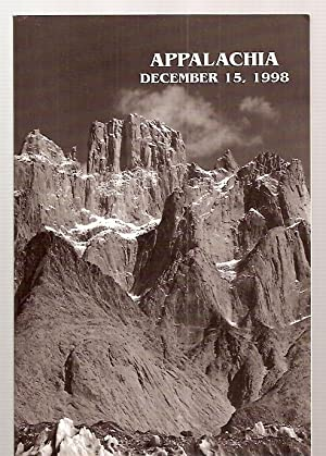 APPALACHIA: AMERICA'S OLDEST JOURNAL OF MOUNTAINEERING AND: Appalachia) [Stott, Sandy,