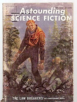 Astounding Science-Fiction October 1959 Vol. Lxiv, No.: Astounding Science-Fiction) [Christopher