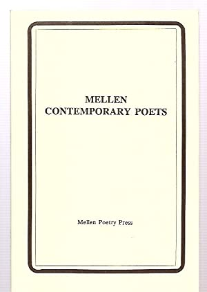 MELLEN CONTEMPORARY POETS: Challen, Paul (editor