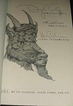 Goat Dance: Clegg, Douglas with