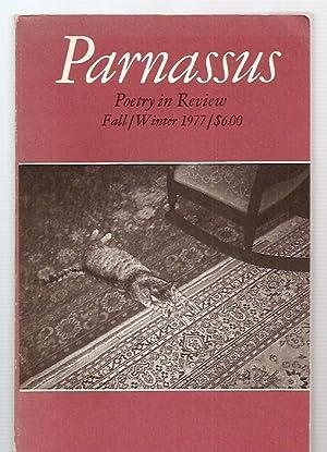 Parnassus: Poetry in Review Fall / Winter: Parnassus) Leibowitz, Herbert