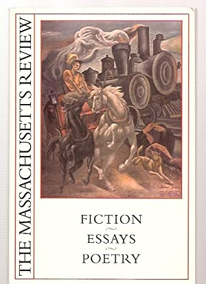 THE MASSACHUSETTS REVIEW: A QUARTERLY OF LITERATURE,: The Massachusetts Review)