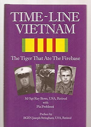 TIME-LINE VIETNAM: THE TIGER THAT ATE THE: Bows, M/Sgt Ray,