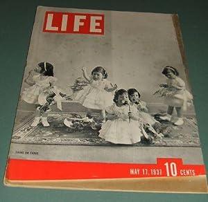 Life Magazine for May 17, 1937: Life magazine) [editors:
