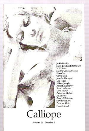 CALLIOPE VOLUME 21, NUMBER 2 SPRING /: Calliope) Christina, Martha