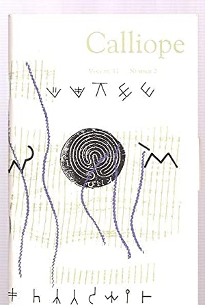 CALLIOPE VOLUME 17, NUMBER 2 SPRING /: Calliope) Christina, Martha