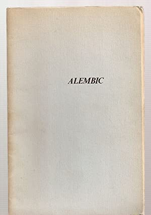ALEMBIC: THE LITERARY MAGAZINE OF PROVIDENCE COLLEGE: Alembic) O'Neil Jr,