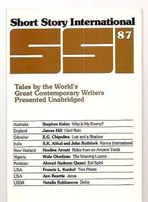 SHORT STORY INTERNATIONAL #87 [VOLUME 15 NUMBER: Short Story International)
