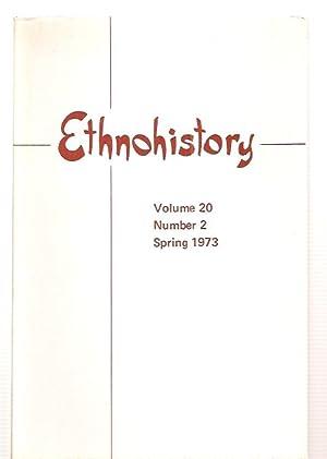 ETHNOHISTORY VOLUME 20 NUMBER 2 SPRING 1973: Hinton, Thomas B.