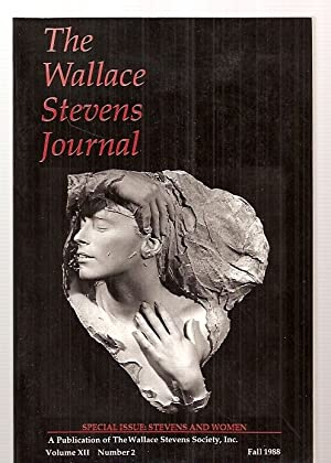THE WALLACE STEVENS JOURNAL VOLUME XII NUMBER: The Wallace Stevens