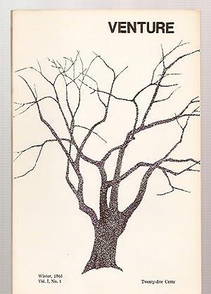 VENTURE: UNIVERSITY OF DELAWARE WINTER 1963 VOL.: Venture) Atwood, Jack