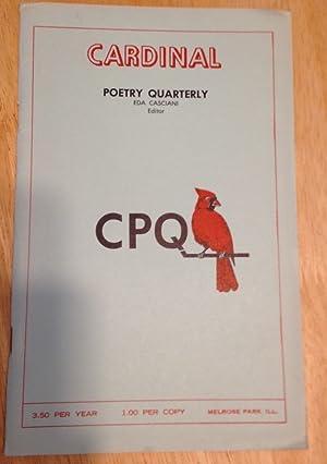 CARDINAL POETRY QUARTERLY / CPQ VOLUME III: Cardinal Poetry Quarterly)