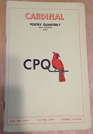 CARDINAL POETRY QUARTERLY / CPQ VOLUME II: Cardinal Poetry Quarterly)