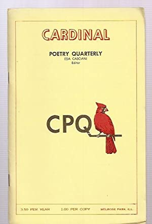 CARDINAL POETRY QUARTERLY / CPQ VOLUME IV: Cardinal Poetry Quarterly)