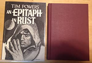 AN EPITAPH IN RUST: Powers, Timothy (or