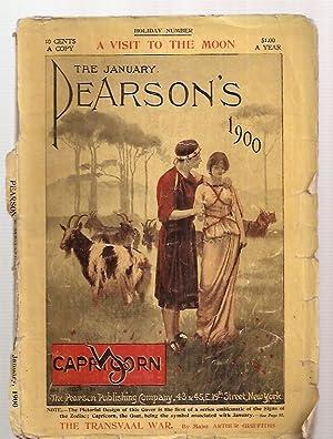 PEARSON'S MAGAZINE JANUARY 1900 [NO. 49]: Pearson's Magazine) [George