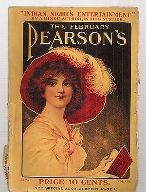 PEARSON'S MAGAZINE FEBRUARY 1902 [VOL. XIII NO.: Pearson's Magazine) [Earl