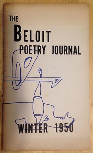 THE BELOIT POETRY JOURNAL VOLUME 1 -: The Beloit Poetry