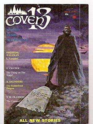 COVEN 13 VOL. 1 NO. 4 MARCH: Coven 13) Landis,