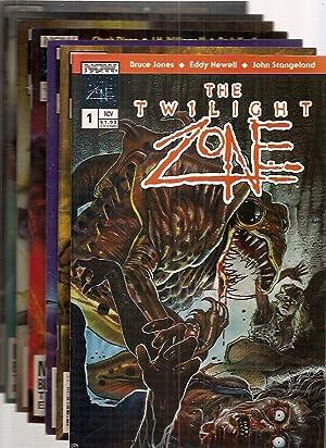 THE TWILIGHT ZONE VOL. 2 NO. 1: Caputo, Tony (publisher