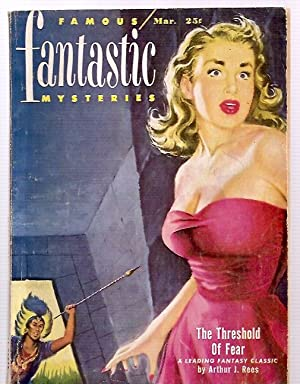 FAMOUS FANTASTIC MYSTERIES MARCH 1951 VOL. 12: Famous Fantastic Mysteries)