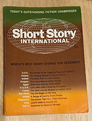 SHORT STORY INTERNATIONAL VOL. 1 NO. 2: Short Story International)