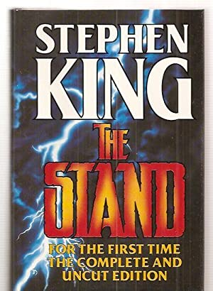 THE STAND: THE COMPLETE AND UNCUT EDITION: King, Stephen [illustrations