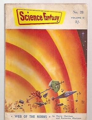 SCIENCE FANTASY VOL. 10 NO. 28 1958: Science Fantasy) [edited