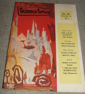 Science Fantasy Vol. 14 No. 41 1960