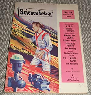 SCIENCE FANTASY VOL. 16 NO. 46 1961