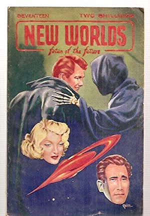 NEW WORLDS FICTION OF THE FUTURE SEPTEMBER: New Worlds) [edited