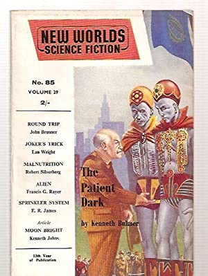 NEW WORLDS SCIENCE FICTION MONTHLY JULY 1959: New Worlds) [edited