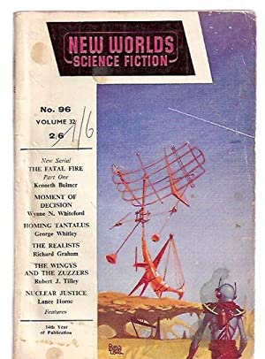 NEW WORLDS SCIENCE FICTION MONTHLY JULY 1960: New Worlds) [edited