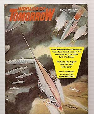 Worlds of Tomorrow November 1966 Vol. 4: Worlds of Tomorrow)