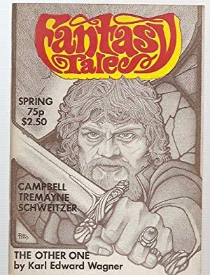 FANTASY TALES: A MAGAZINE OF THE WEIRD: Fantasy Tales) [edited