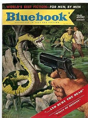 BLUE BOOK [BLUEBOOK] MAGAZINE JANUARY 1953 VOL.: Blue Book Magazine)