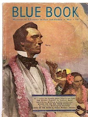 BLUE BOOK [BLUEBOOK] MAGAZINE MAY 1951 VOL.: Blue Book Magazine)