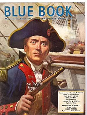 BLUE BOOK [BLUEBOOK] MAGAZINE AUGUST 1951 VOL.: Blue Book Magazine)