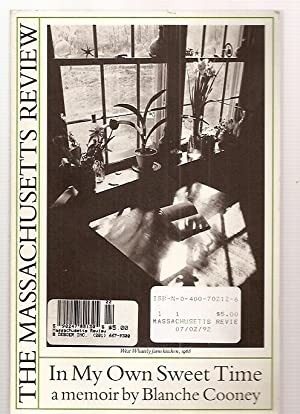THE MASSACHUSETTS REVIEW: A QUARTERLY OF LITERATURE, THE ARTS AND PUBLIC AFFAIRS SUMMER 1992 VOLU...