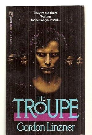 THE TROUPE: Linzner, Gordon [cover