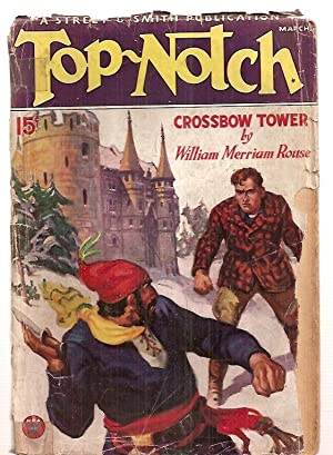TOP-NOTCH MARCH 1934 VOLUME XCIV NUMBER 3: Top-Notch) [cover: Don