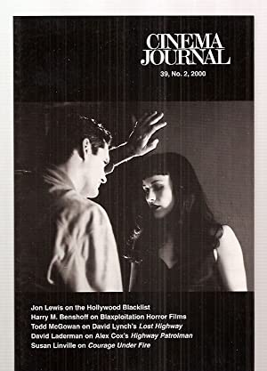 CINEMA JOURNAL 39, NO. 2, WINTER 2000 [THE JOURNAL OF THE SOCIETY FOR CINEMA STUDIES]