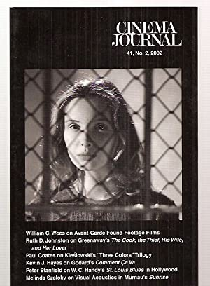 CINEMA JOURNAL 41, NO. 4, SUMMER 2002: Cinema Journal) Frank