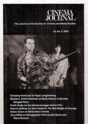 CINEMA JOURNAL 42, NO. 2, WINTER 2003: Cinema Journal) Frank
